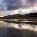 Sunset on Inch Strand - Dingle - Ireland 2015
