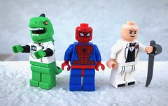 Marvel Figbarf  #1 (ColbyBricks) Tags: colby custom bricks lego toy marvel super heroes villians minifigures