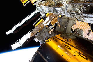Space station space science