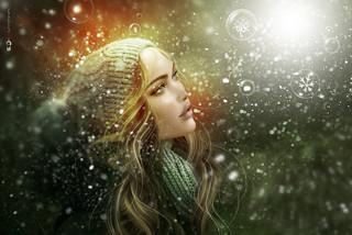 � Nieve... � el baile de las bolas de cristal