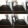 39/365 (Elephant Soap) Tags: layout feet sunlight stairs selfie project me 365day