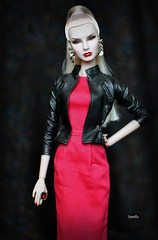 Agnes sister Moguls (daniela.markovna) Tags: fashion royalty agnes doll