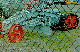 WEHR ONE MAN Power Grader, 49th Street Pinellas Park, Florida (3 of 3 )
