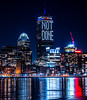 """New England Patriots """"Not Done"""" (TomBerrigan) Tags: patriots new england football nfl superbowl prudential boston cambridge"""