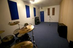 Rehearsal Room 1 (Voltage Studios) Tags: music rehearsal room rehearsalroom musicstudio voltagestudios piratestudios bradford leeds recordingstudiosbradford recordingstudiosleeds