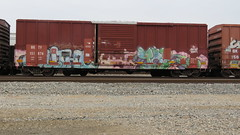 IMG_1433 (jumpsoner) Tags: traingraffiti trains traingraff trainspotting tracksides benching benchingsteel benchingtrains bencher boxcars benchingfreights bgsk benchinhsteel railroadphotography railroad railfan graffiti graffculture freights freightculture freightgraffiti foamer foamers freghtculture