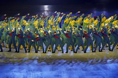 Ceremonia De Inauguracion PyeongChang 2018 08