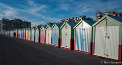 The Beach Huts (daveseargeant) Tags: brighton seafront seaside sea sky leica x typ 113 sussex
