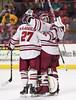 Hockey v Lowell -25 (dailycollegian) Tags: carolineoconnor umass amherst mullins center press conference umasslowell lowell shutout win matt murray niko hildenbrand coach carvel