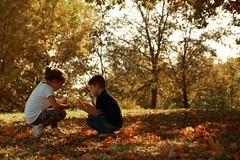 My great loves (cosimocarbone) Tags: purezza autmn autunno love amore family famiglia vita