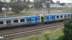 Railpage Albion Camera #3 Rail Movement Detection (Railpage Albion Railcam 3) Tags: railpage railways australia melbourne railcam albion nodekub