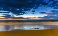 Dawn Seascape (Merrillie) Tags: daybreak landscape shellybeach nature dawn surf waves waterscape newsouthwales clouds earlymorning nsw water beach ocean sunrise sky morning coastal sea outdoors seascape coast centralcoast cloudy australia