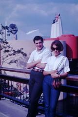 Found Photo - New York World's Fair (Mark 2400) Tags: found photo may 1964 new york worlds fair
