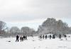 26 febbraio 2018, neve a Roma (adrianaaprati) Tags: snow winter february rome city park snowfall cold ice trees people sky