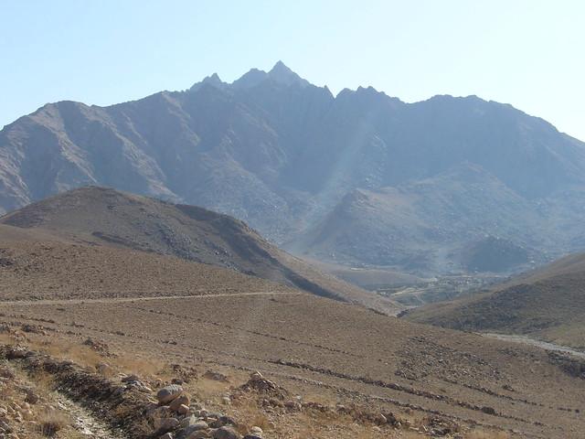 Afghanistan road