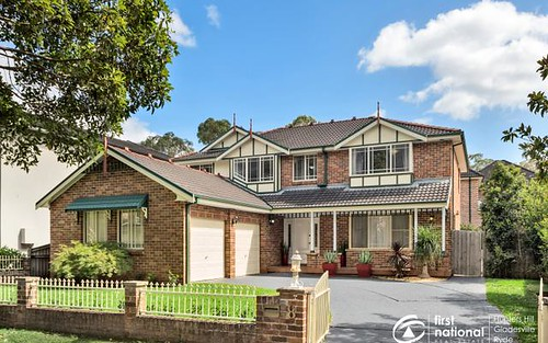 8 Linley Wy, Ryde NSW 2112
