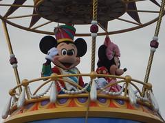 Mickey and Minnie Mouse (DisneyGirl13!) Tags: mickey minnie mouse wdw festival fantasy parade magic kingdom mk disney