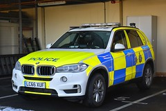 LC66 XUF (S11 AUN) Tags: cleveland police bmw x5 anpr armed response car arv traffic rpu roads policing unit 999 emergency vehicle lc66xuf