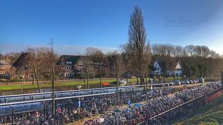 Heemstede-Aerdenhout railway station, Netherlands - 0704