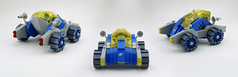 The Final Rover (TFDesigns!) Tags: lego space rover frost febrovery classic