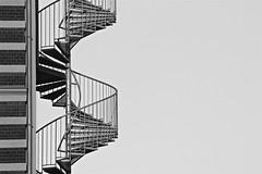 Obsession (Rosetta Bonatti (RosLol)) Tags: berlin berlino germany rosettabonatti roslol stairs staircase scala architecture architettura blackandwhite bw biancoenero detail