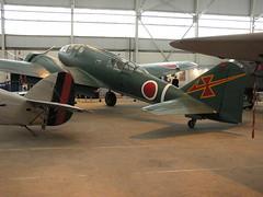 Mitsubishi Ki-46 (Pentakrom) Tags: raf museum cosford mitsubishi ki46 dinah