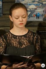 Liturgy in Museum (Collegium Musicum Lviv) Tags: collegiummusicum vocal
