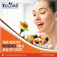 TAKE HEALTHY NUTRIENTS FOR A HEALTHY START! (kolorsreviews) Tags: foodbenefits goodfood goodlife stayfit stayhealthy healthyliving eathealthy kolors nutrients healthy