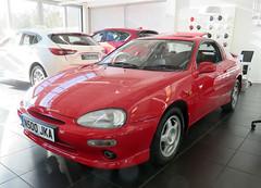 1995 Mazda MX-3 V6 (Spottedlaurel) Tags: mazda mx3