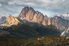 The Sleeping Dragon (luigig75) Tags: veneto italia italy setsass dolomiti passogiau landscape montagne mountains clouds 70d tamronsp150600mmf563divcusd summer 2018