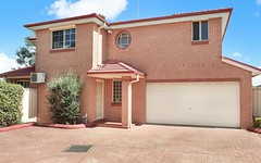 4/19 Swansea Place, West Hoxton NSW