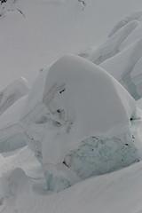 Séracs ( Türme aus Gletschereis bei der Abbruchkante ) des Obers Ischmeer - Oberes Eismeer ( Gletscher glacier ghiacciaio 氷河 gletsjer ) auf der Südseite des Eiger in den Berner Alpen - Alps im Berner Oberland im Kanton Bern der Schweiz (chrchr_75) Tags: hurni christoph januar 2018 schweiz suisse switzerland svizzera suissa swiss chrchr chrchr75 chrigu chriguhurni chirguhurnibluemailch albumregionthunhochformat thunhochformat hochformat albumgletscherimkantonbern gletscher glacier ghiacciaio 氷河 gletsjer alpen alps kantonbern berner oberland