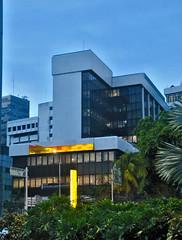 Gedung Bank Umum Nasional (Ya, saya inBaliTimur (using album)) Tags: jakarta building architecture arsitektur gedung office kantor