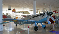 C.4K-158 LECU 11-01-2018 (Burmarrad (Mark) Camenzuli Thank you for the 10.7) Tags: airline spain air force aircraft hispano ha1112 k1 buchon registration c4k158 cn 211 lecu 11012018