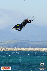 KiteSurf en el Cañito, playa de poniente en la Linea el 21 de Enero de 2018 (Agencia 1photo) Tags: kite kitesurf cañito poniente lalinea