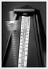 Monochrome Metronome - HMM! (John Penberthy LRPS) Tags: 105mm d750 johnpenberthy nikon blackandwhite closeup macro macromondays metronome mono monochrome music