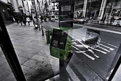 sdqH_180206_A (clavius_tma-1) Tags: sd quattro h sdqh sigma 1224mm f4 dg 1224mmf4dghsm art 新宿 shinjuku 東京 tokyo 新宿通り 公衆電話 publictelephone phonebooth green