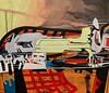 Jim Harris: Sleipnir. (Jim Harris: Artist.) Tags: art arte lartabstrait abstractart contemporaryart technology technik maalaus malerei málverk målning malerkunst