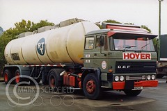 YRO6S DAF2500 (Mark Schofield @ JB Schofield) Tags: jim taylor transport road commercial vehicle lorry truck wagon tipper tanker artic eight wheeler haulage contractor bulk haulier tractor unit