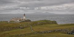 Neist Point Light.. (Harleynik Rides Again.) Tags: neistpoint lighthouse isleofskye westernisles weather highlands scotland harleynikridesagain