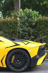 It's Vey Fast (Beyond Speed) Tags: lamborghini aventador sv superveloce supercar supercars cars car carspotting nikon v12 carbon yellow automotive automobili auto automobile uk london knightsbridge hotel roadster black