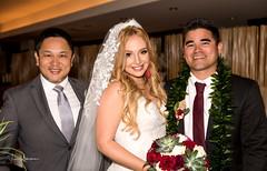 Ashley & Steffen Wedding 01:27:18 36 (JUNEAU BISCUITS) Tags: wedding hawaiianwedding hawaiiphotographer bride groom pastor weddingvows kapoleigolfcourse hawaii nikon