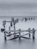 The Old Pier (Rich Walker75) Tags: swanage dorset pier sea seaside seascape seascapes artistic portrait longexposure longexposures longexposurephotography landscape landscapes landscapephotography greatbritain england eos100d efs1585mmisusm eos canon