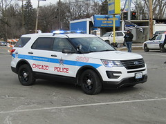 Chicago Police Department (Evan Manley) Tags: chicago police department illinois fordexplorer glenn anthony christopher doss funeral detroit michigan memorial service lawenforcement