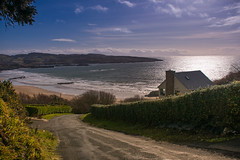 A summers Day in February (explored 20/2/18) (ClassicAngles) Tags: countydonegal ireland ie fintra beach shore donegal hill formatthitech nikon tamron24to70 tamron2470 tamron manfrotto february instagram classicangles vista seascape donegalbay sand rocks view viewpoint killybegs road roadtrip