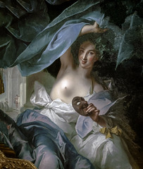 'Thalia, Muse of Comedy' by Jean-Marc Nattier, 1739 (Greatest Paka Photography) Tags: painting art artist jeanmarcnattier french thaliamuseofcomedy comedy muse goddess greekmythology theatre legionofhonor museum lincolnpark sanfrancisco