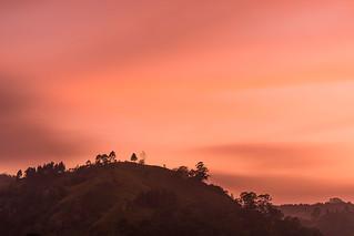 Sunset in Ella