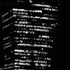 Night Fever (Joseph Pearson Images) Tags: building architecture london abstract 20fenchurchstreet walkietalkie offices square night lowlight blackandwhite mono bw