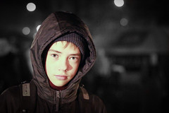 EuroMaydan (bobobahmat) Tags: euromaydan lviv life lvov ukraine city town street color autumn building portrait people history protest boy kid kinder teenage