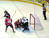Vancouver Giants Goal (FFWoodycooks) Tags: chl whl western hockey league playoffs canadian major junior